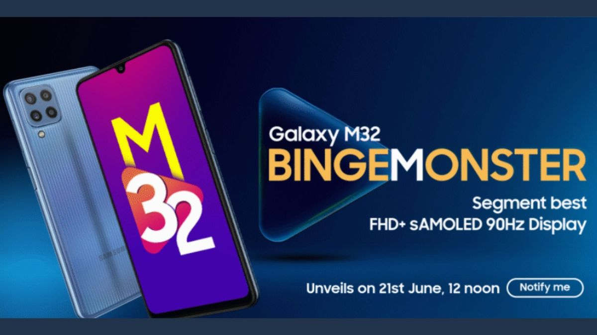 Samsung Galaxy M32 price in India, specs, and leaks