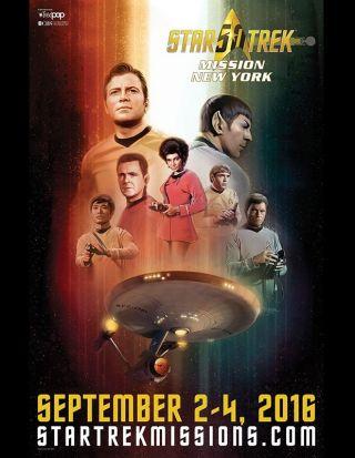 """Star Trek"": Mission New York"