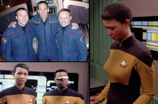 star trek astronaut cameos