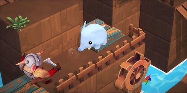 Yono and the Celestial Elephant Nintendo Switch