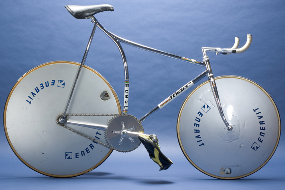 Icons of cycling: Francesco Moser's 1984 Hour Record bike - Cycling Weekly