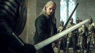The Witcher season 2 news