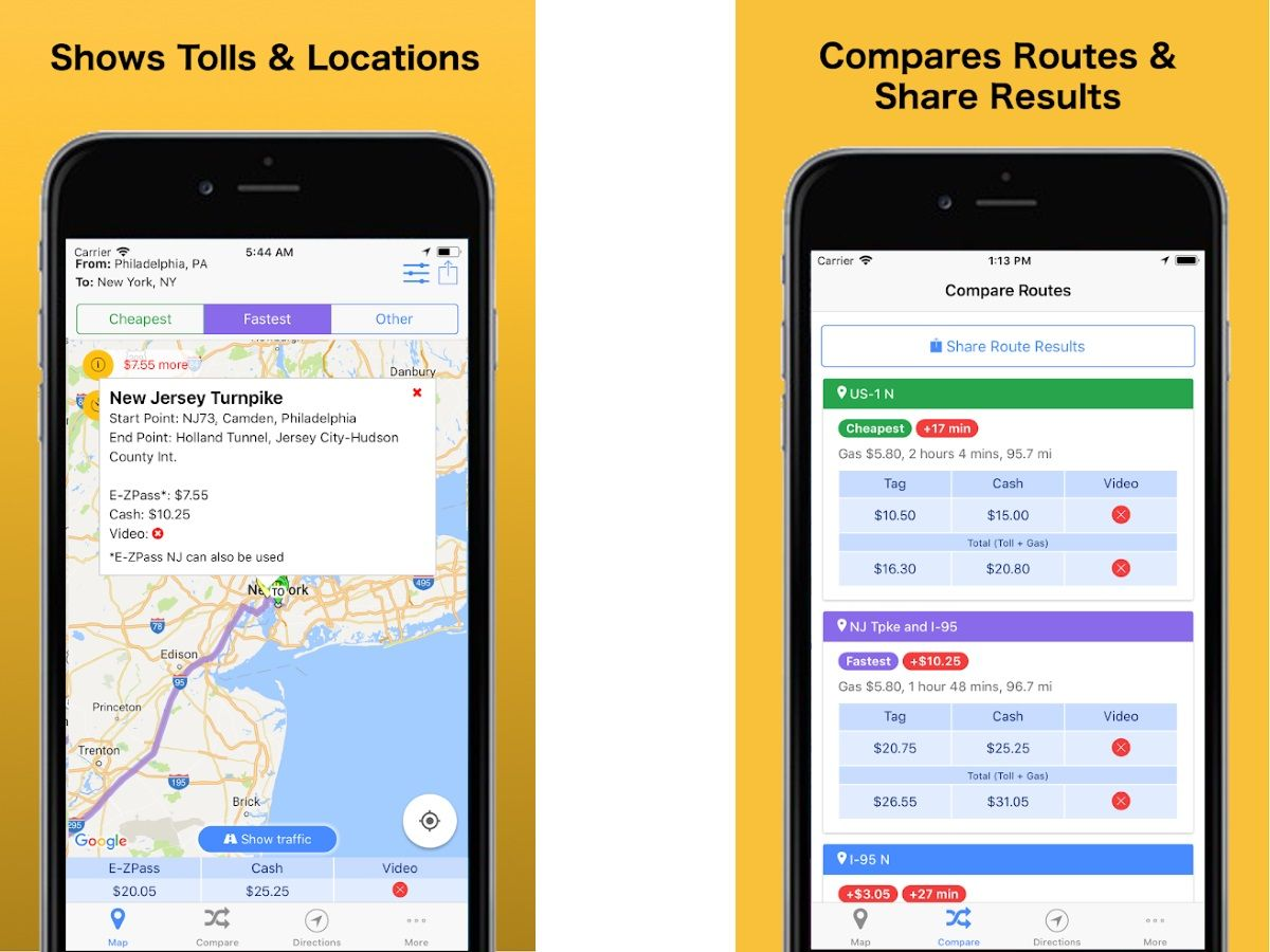 Best Road Trip Apps 2019 - Weather, Road Conditions and Planners
