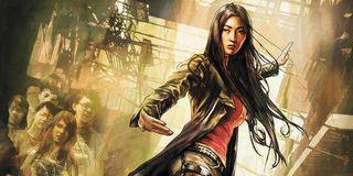 dc comics lady shiva