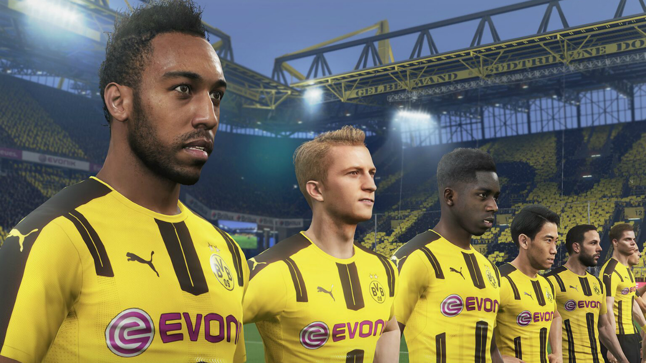 PES 2017 data pack 2 adds 16 kits, three stadiums, and loads of new player faces