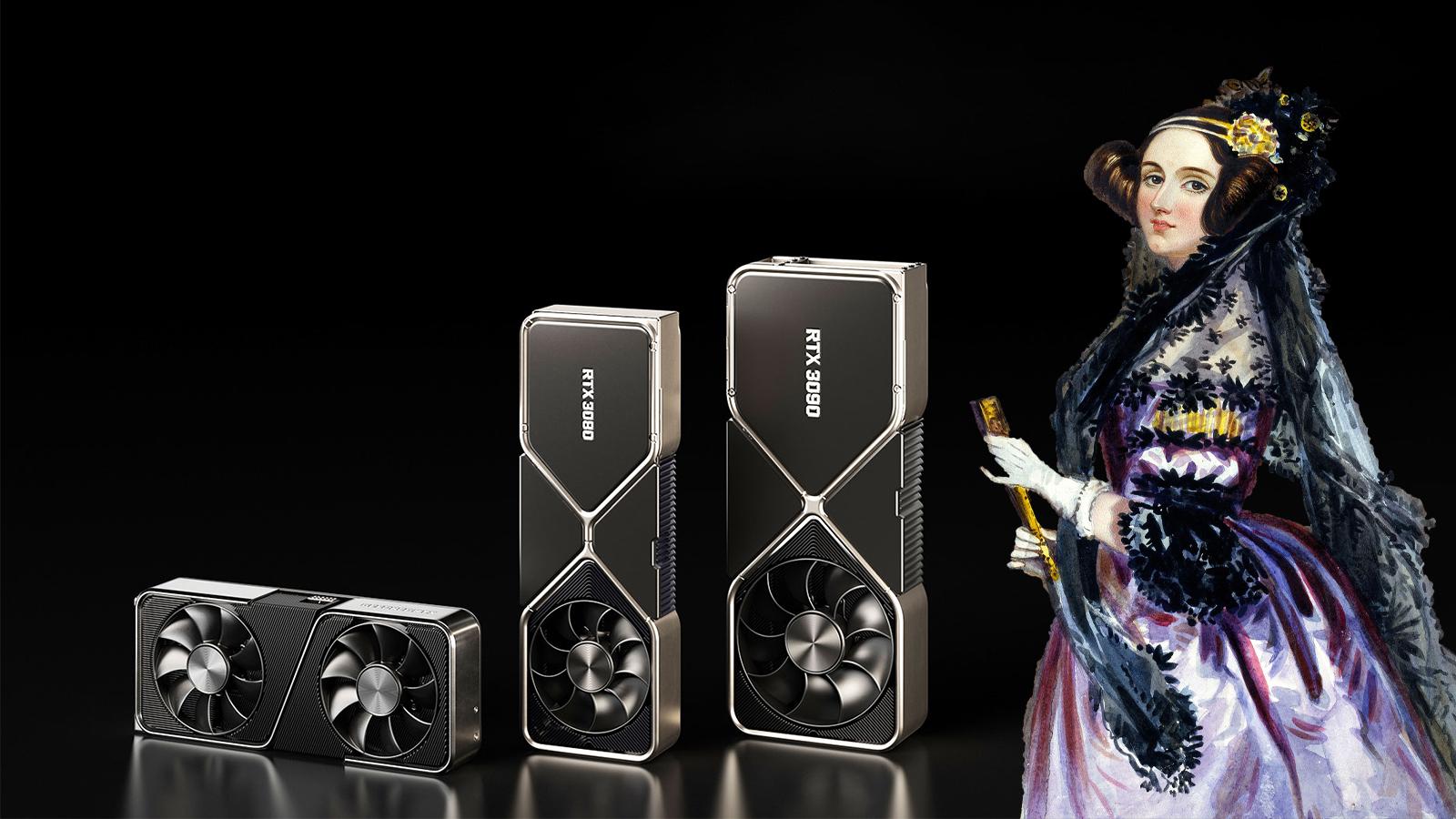Nvidia 5 Nanometer GPU To Honor Ada Lovelace