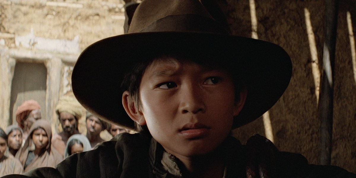 Ke Huy Quan in Indiana Jones and the Temple of Doom