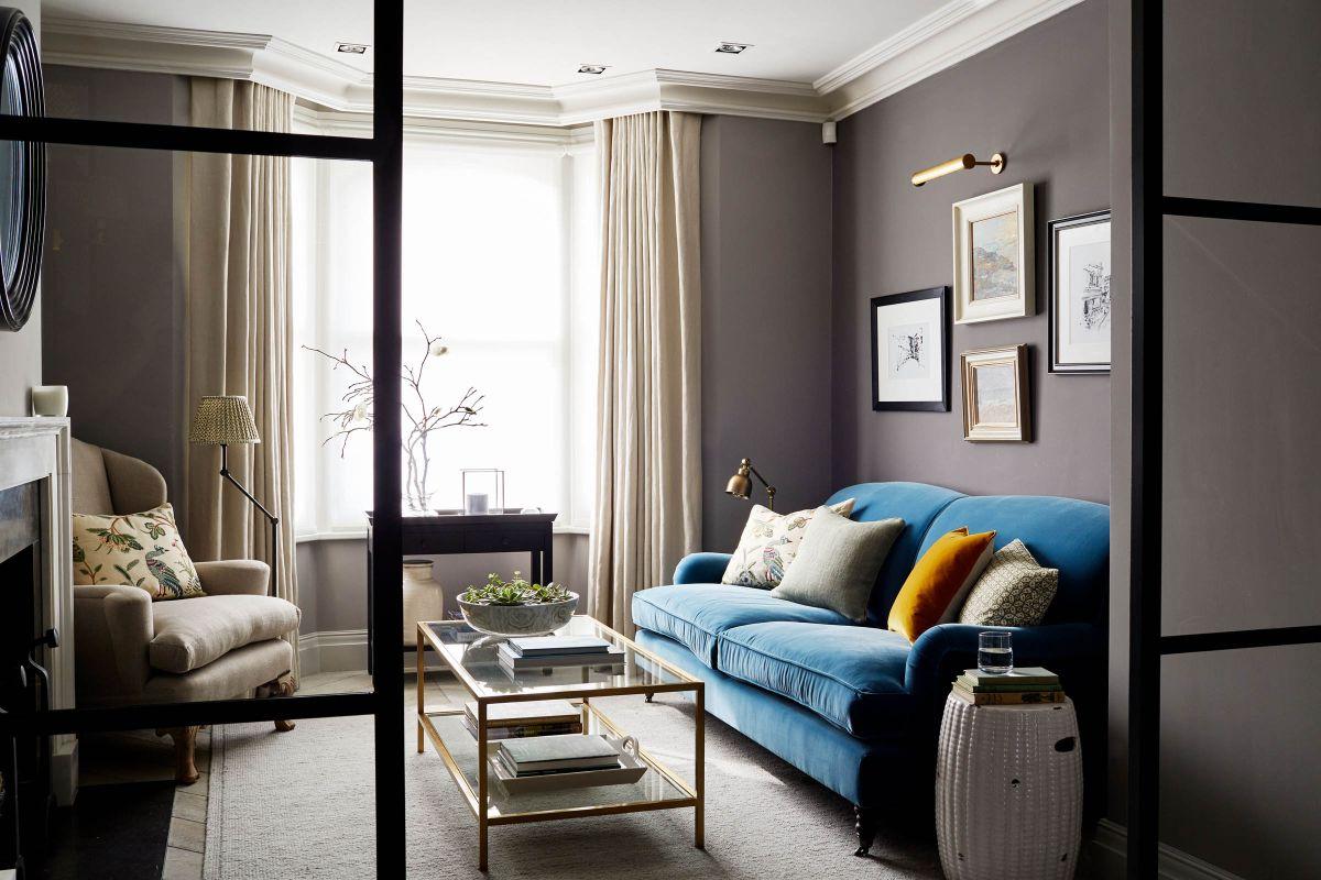 How to mix and match pillows on a sofa – interior designer Emma Sims Hilditch explains