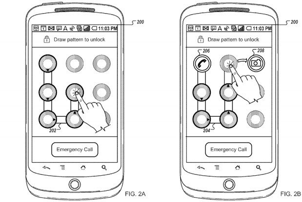 Google Patents Different Patterns to Unlock Different Apps | Tom's Guide