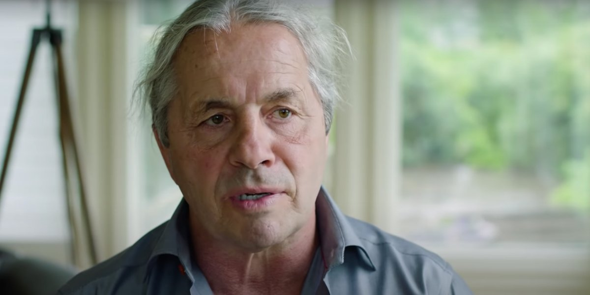 Bret Hart in Two Brothers