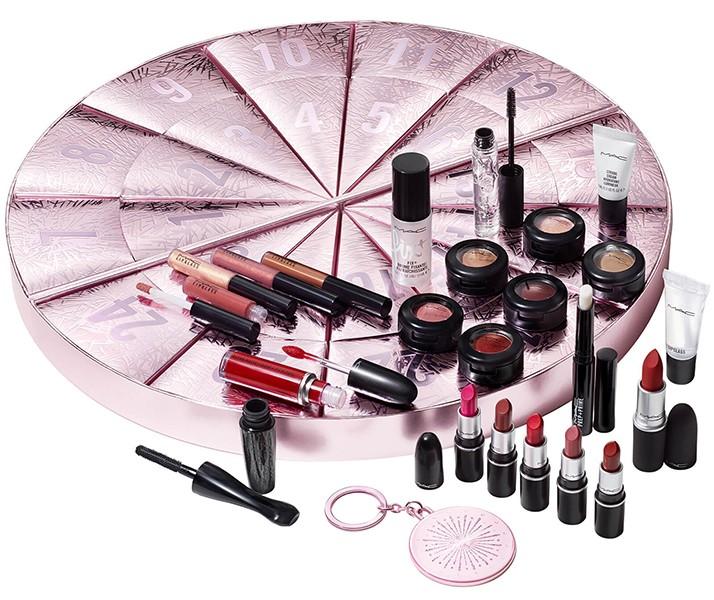mac advent calendar: makeup advent calendars