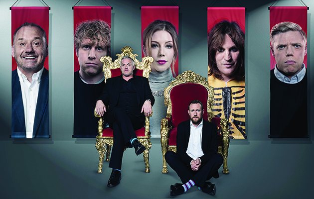 Taskmaster: Champion of Champions Wednesday 13th December