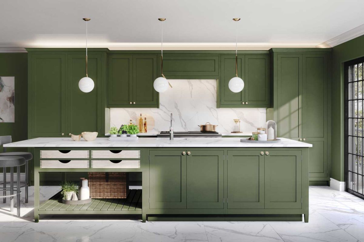 The Latest Kitchen Trends To Know About Colours Materials And Much More Livingetc