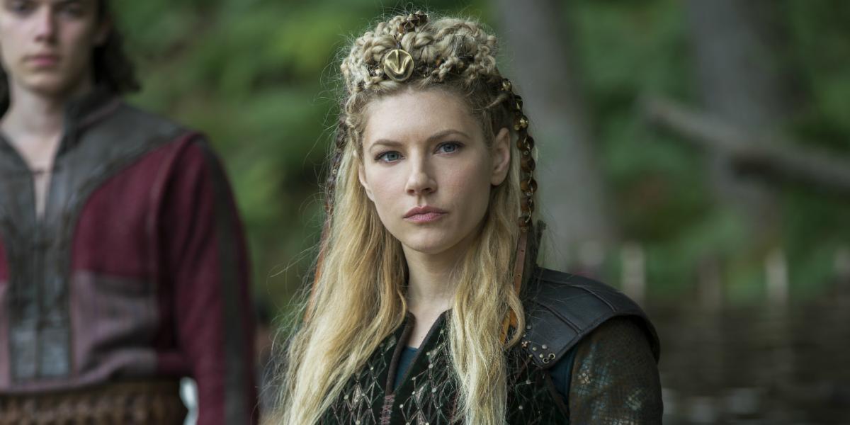 Vikings Lagertha Katheryn Winnick History