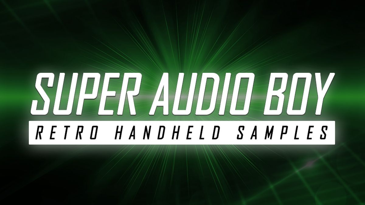 Super Audio Boy delivers free Nintendo Game Boy sounds for