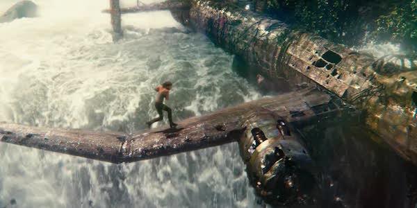 Tomb Raider Plane