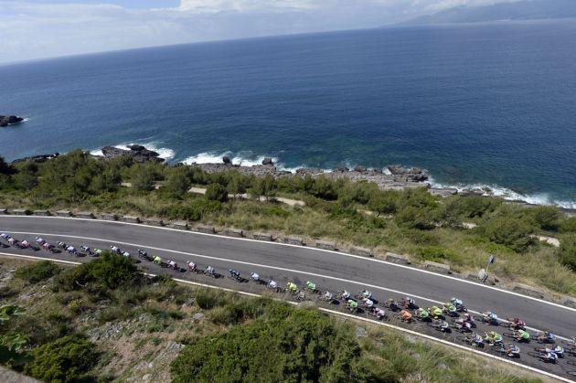 Scenery, Giro d'Italia 2013, stage four