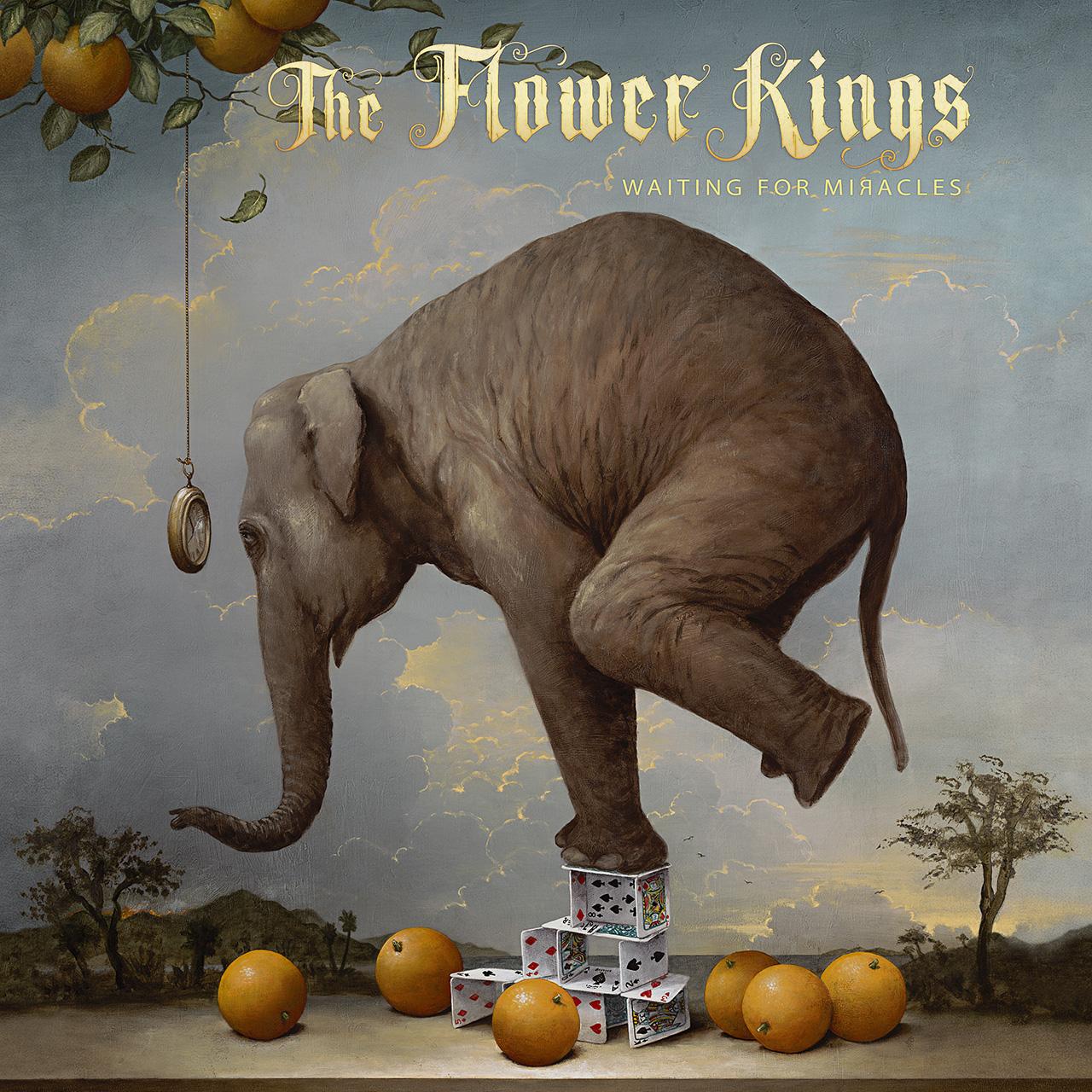 Listen to The Flower Kings' epic new track Black Flag | Louder