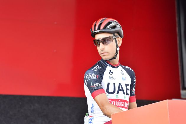 Fabio Aru abandons World Championships 2018 hopes due to poor form