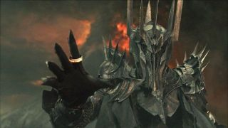Sauron in The Lord of the Rings
