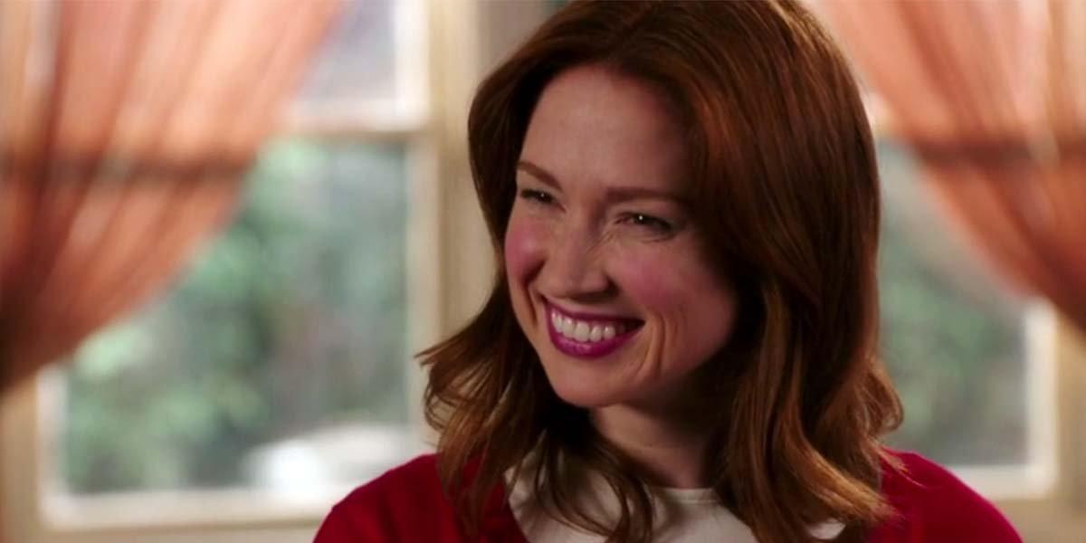 Ellie Kemper as Kimmy Schmidt on Unbreakable Kimmy Schmidt from Netflix