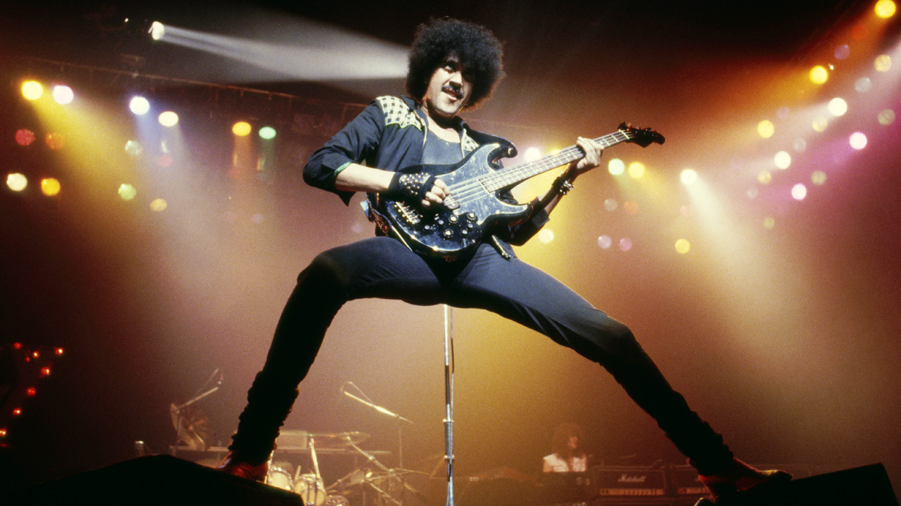 The life of Thin Lizzy's Phil Lynott to be explored in new documentary