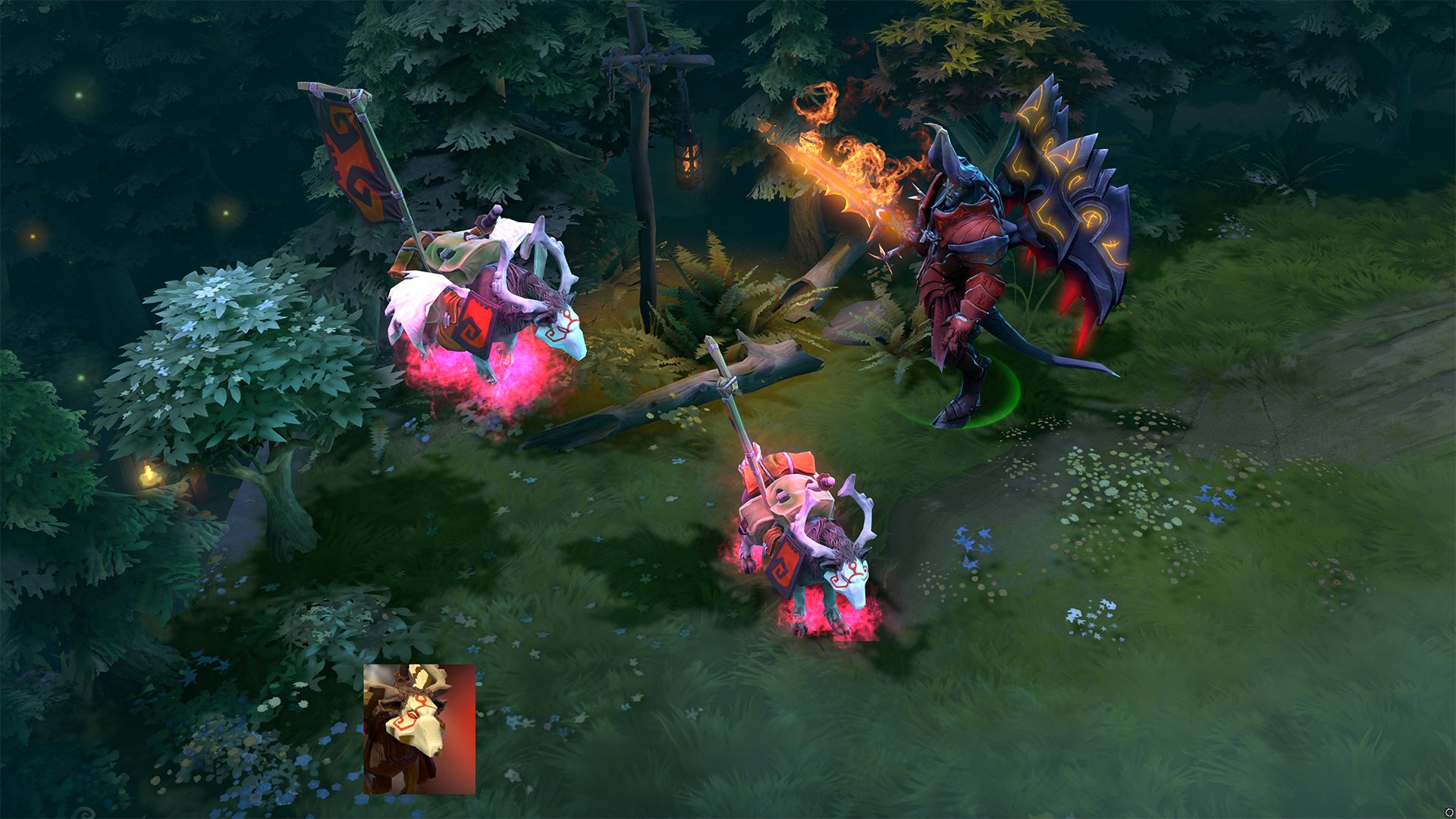 Dota 2 Legacy Courier Sells For $38,000 #29606