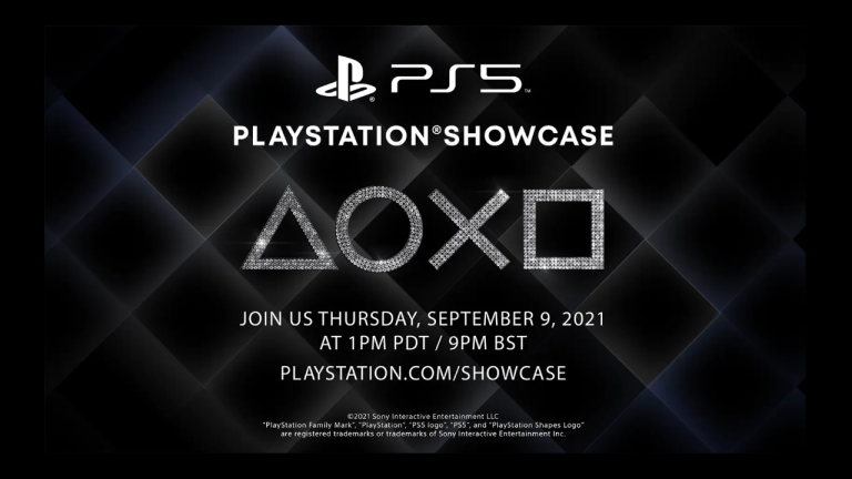 Sony PlayStation showcase