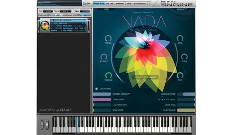 Eduardo Tarilonte NADA Meditation Sounds review
