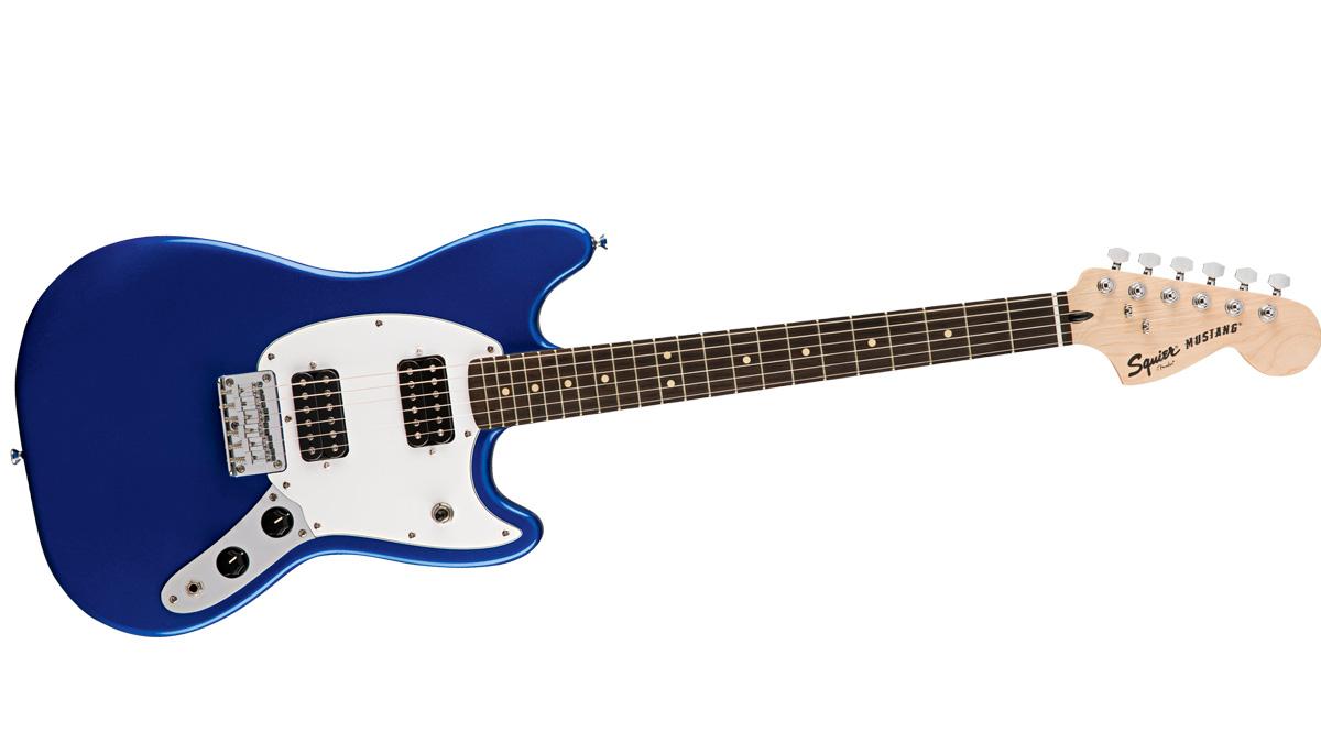 Squier Bullet Mustang HH review | MusicRadar