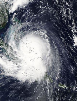 Hurricane Joaquin - Oct. 1, 2015