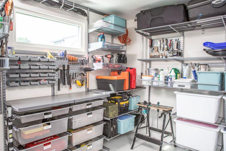 10 Diy Garage Storage Ideas To Get Your, Ikea Garage Ideas