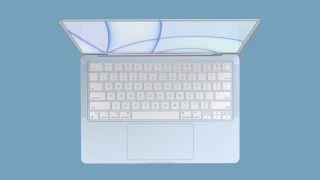 MacBook Air 2021 colors