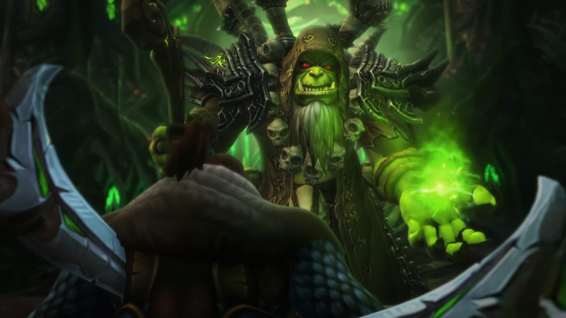 Watch this World of Warcraft player beat one of its toughest raid