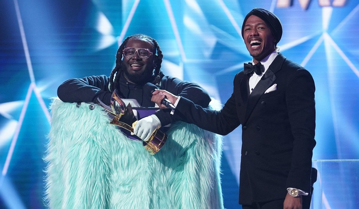 T-Pain The Masked Singer Fox