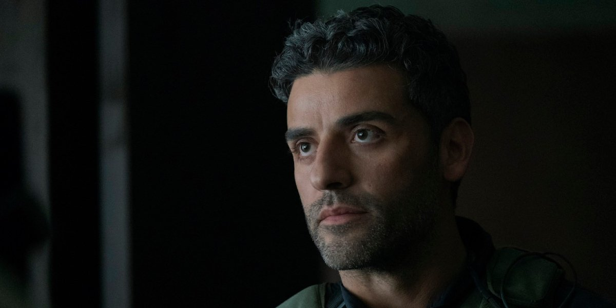 Oscar Isaac in Triple Frontier