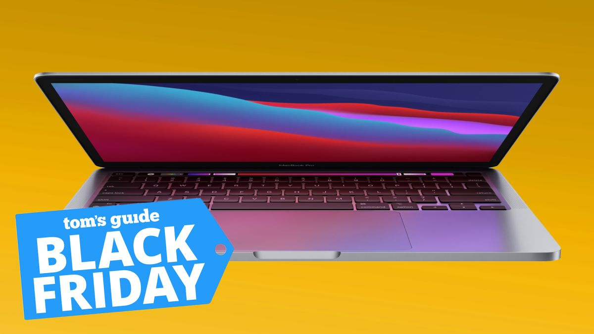 Apple Black Friday deal: M1 MacBook Pro already on sale at Amazon