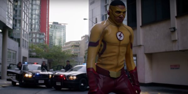 the flash kid flash wally west