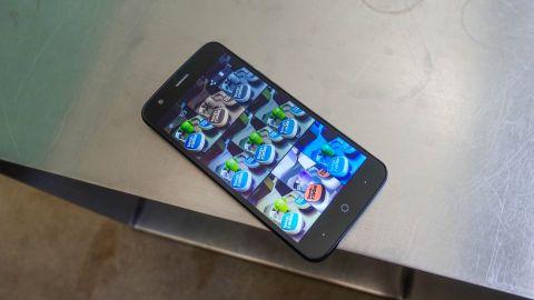 Hands on: ZTE Blade V8 Lite review | TechRadar