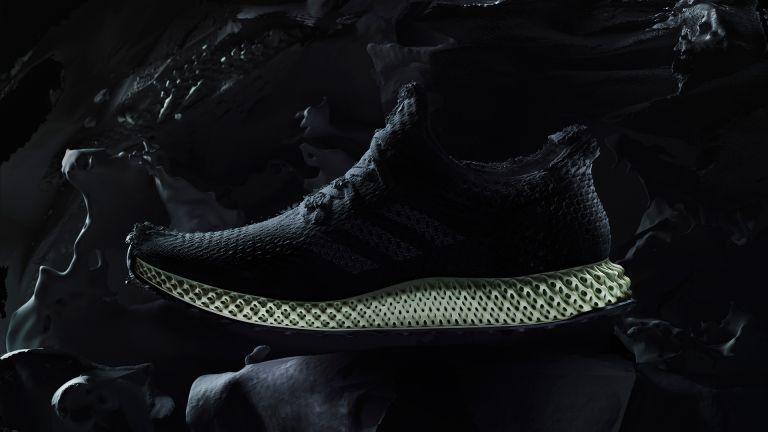 promo code c21b5 1e9f5 New rare Adidas Futurecraft 4D trainers were made using light and oxygen