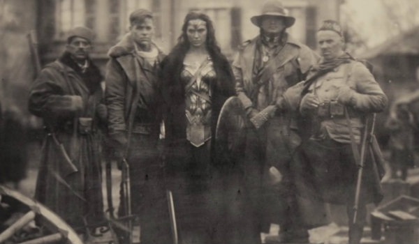 Batman V Superman Blackhawks