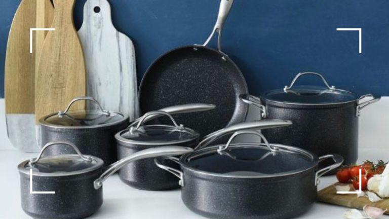 ProCook Professional Granite Cookware Set