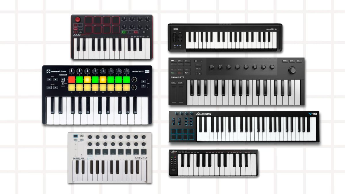 Cheap Midi Keyboard Deals 2021 Wallet Friendly Controllers For Music Making Musicradar