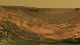 Mars Rover's Robotic Arm Glitch Worsens