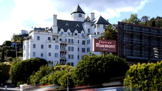 Chateau Marmont the iconic Hollywood hotel has laid off most of its staff due to the economic impact of the coronavirus pandemic in Los Angeles on Thursday, March 26, 2020.