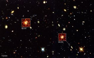 MUSE Surpasses Hubble