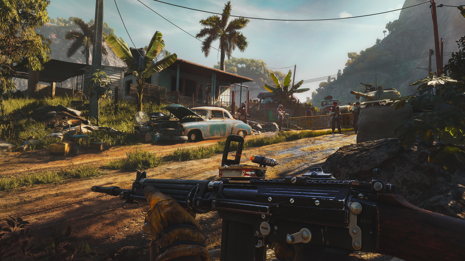Far Cry 6 rating hints at the darker side of Yara