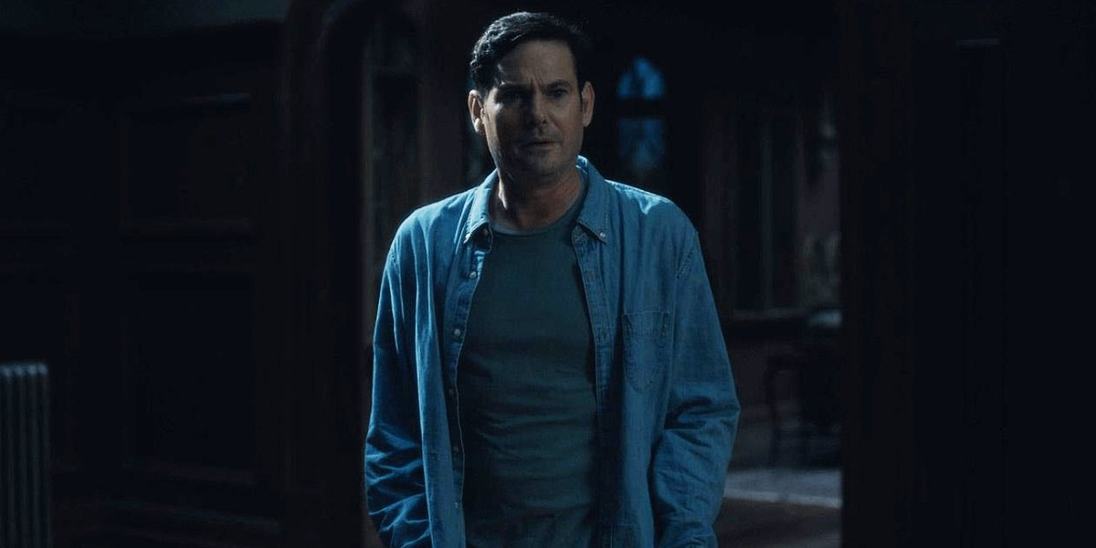 Henry Thomas on The Haunting of Hill House