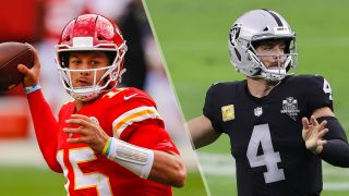 Chiefs vs Raiders live stream
