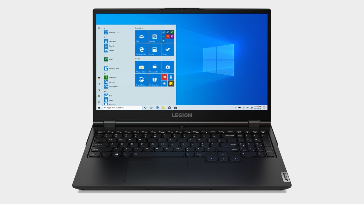 This 9 Lenovo laptop somehow has a 120Hz screen and Ryzen 4600H CPU